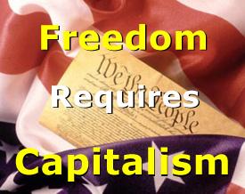 Capitalism freedom