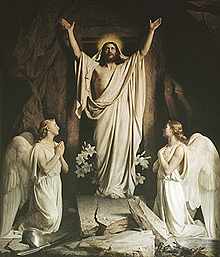 Resurrection Christ